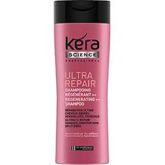Shampooing Ultra Repair regenerant + + - Kera Science