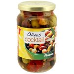 Auchan cocktail d'olives 370ml