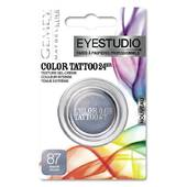Gemey Maybelline Eye Studio Color Tattoo 24H Ombre à Paupières 87 Mauve Crush