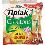Croutons ail