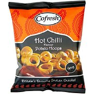 Hoops Cofresh Hot Chilli de pommes de terre (80g) - Paquet de 2