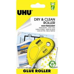 Roller de colle dry & clean repositionnable