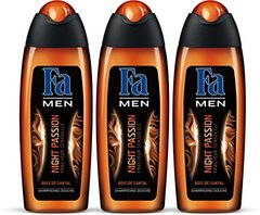 Fa douche men night passion 250ml