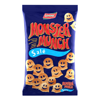 Monster Munch gout sale