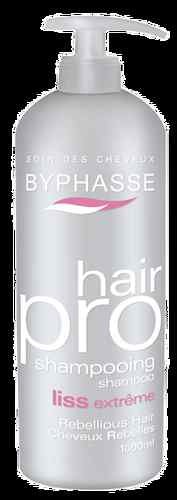 Byphasse Hair Pro Shampooing Liss Extrême Cheveux Rebelles -