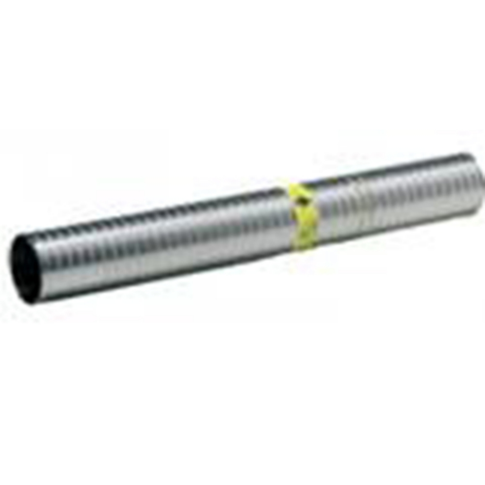 Conduit flexible en inox polycombustible ? 150mm