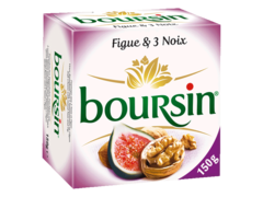 Fromage figue et noix 40%mg 150g