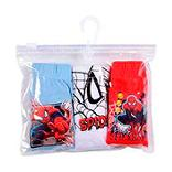3 Slips SPIDERMAN, assortis ah15, taille 6/8 ans