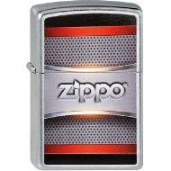 Zippo Collection 2013 2.003.117 Cigarette Lighter Abstract Street Chrome