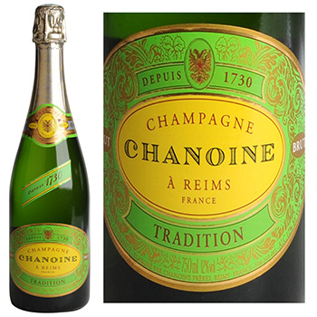 Champagne Chanoine tradition Brut 75cl