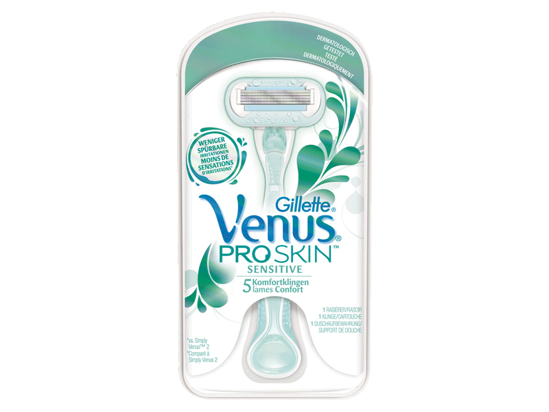 Rasoir Venus Proskin Sensitive