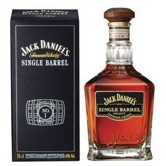 Tennessee Whiskey Single Barrel 45°