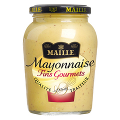 Mayonnaise Fins Gourmets MAILLE, 320g