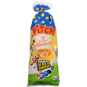 Pitch fourres abricot PASQUIER, 8 pieces, 310g
