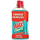 Ajax multi usages eucalyptus 2x1,5l familial