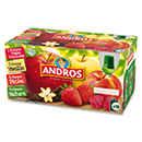 Andros gourde compote panaché 18x90g