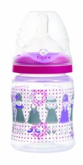 Biberon � col large TIGEX, 150ml, fille