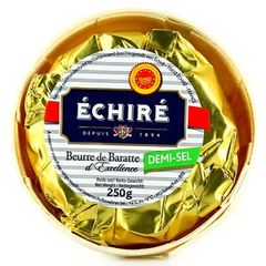 Beurre motte 1/2 sel Echire 250g