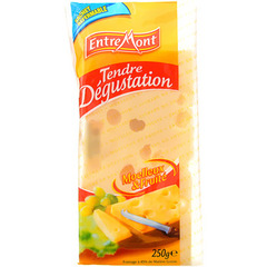 Fromage au lait thermise Degustation ENTREMONT, 29%MG, 250g