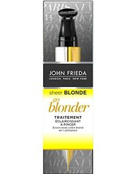 JOHN FRIEDA Sheer Blonde Go Blonder Traitement Éclaircissant à Rincer 34 ml