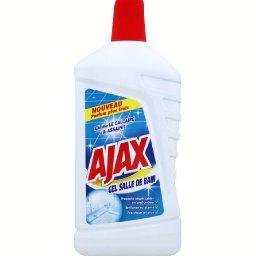 nettoyant menager gel salle de bain ajax, 1l - tous les produits ... - Produit Entretien Salle De Bain