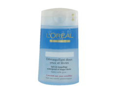 Demaquillant yeux/levres waterproof Dermo Expertise 125ml