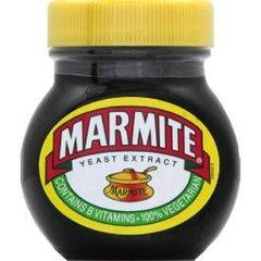 Marmite, Original, yeast extract, 100% vegetarian, le pot,125g