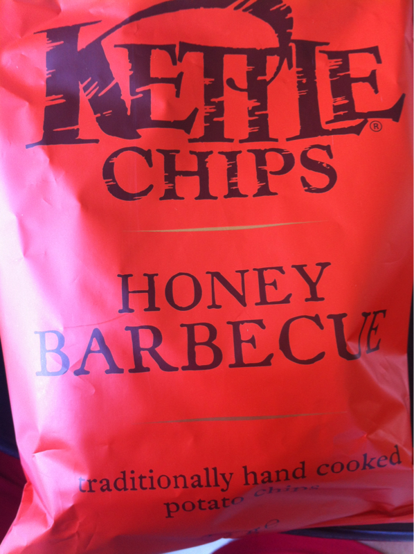 1 Chips Barbecue au Miel