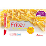 Auchan frites micro-ondable 130g