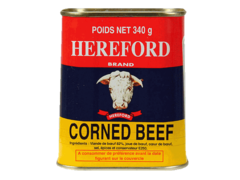 Corned beef HEREFORD, 340g
