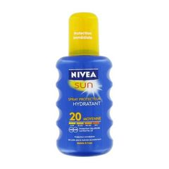 Spray solaire Nivea Sun IP 20 200ml