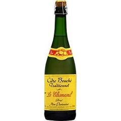 Cidre bouché traditionnel brut