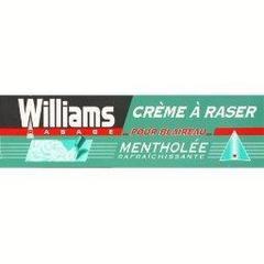 Williams Creme a raser Mentholee 100ml