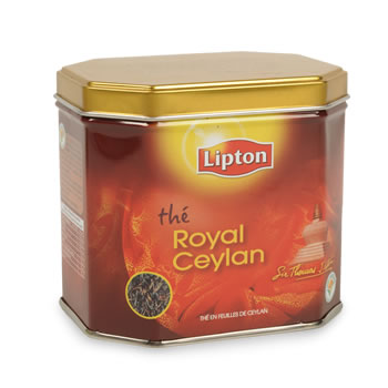 The Royal Ceylan Of London LIPTON, 200g