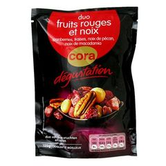 Duo Fruits rouges et noix