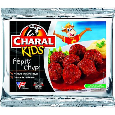 Pepit'chups Charal 2 x 160gr