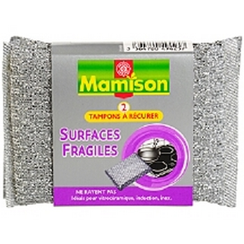 Tampon a recurer Mamison Surfaces fragiles xs