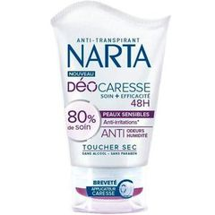 Narta Déodorant Caresse Anti Irritation 40 ml Lot de 2