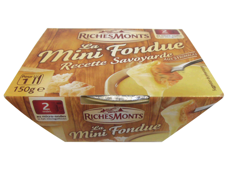 Fondue, RichesMonts - 150 g Fondue, RichesMonts - 150 g