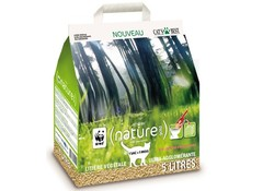 Litiere vegetale Nature Gold Eco-concentree,Ultra Agglomerante