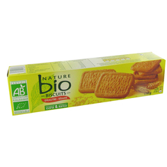 Nature Bio biscuits epeautre sesame 170g