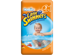 Culottes de bain Little Swimmers HUGGIES, medium, 11 a 15kg, 11 unites