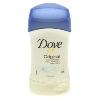 DOVE : Déodorant stick Original anti-transpirant
