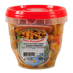 Tropic olives piquantes bocal 500g