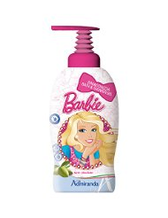 Mattel Gel Bain Douche Barbie Karité 1000 ml