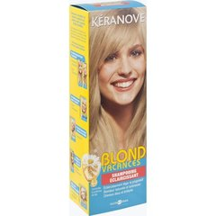 Shampooing eclaircissant Blond Vacances KERANOVE, 250ml