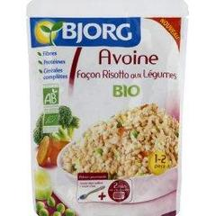 Bjorg avoine facon risotto doy pack 250g