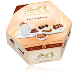 Lindt creation dessert cafe gourmand 193g