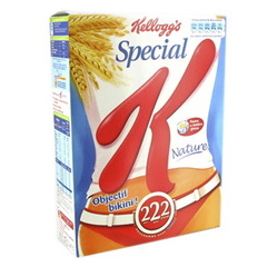 Cereales Special K Kellogg's Nature 375g