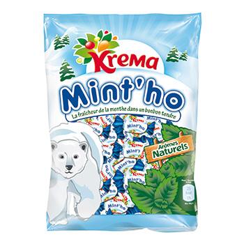 Bonbons mint'ho krema, 360g - Tous les produits bonbons